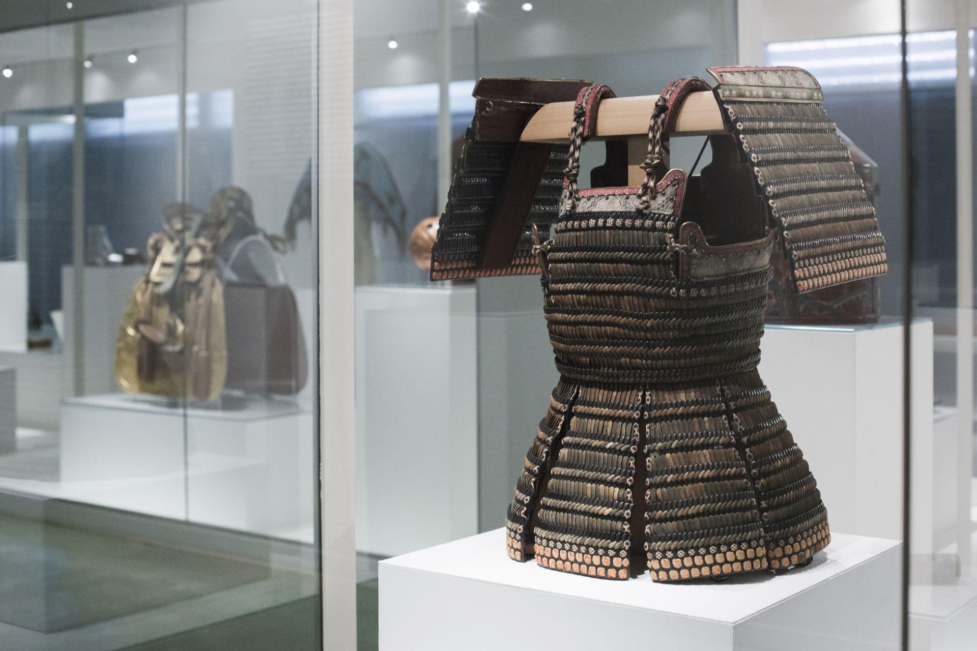 Samurai armor, Japan, undated