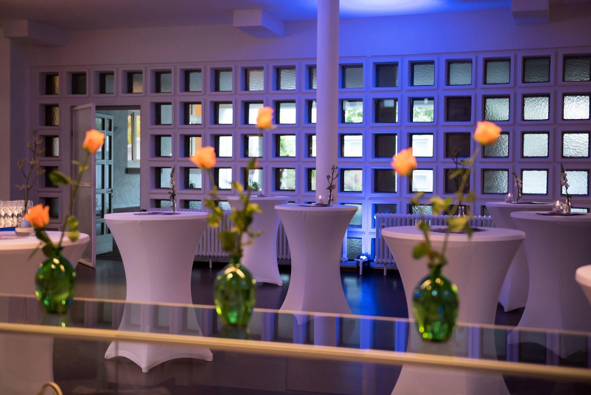 Hire museum café for events