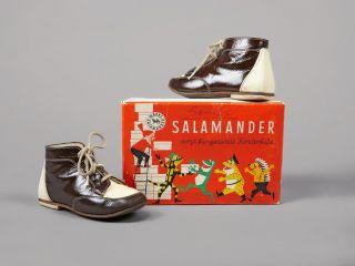 Kinderschuhe, Salamander, Kornwestheim, 1969/70 © DLM, M. Özkilinc
