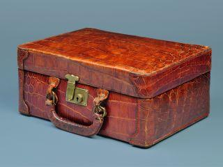 Reisekoffer, o.O., vor 1900